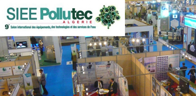 9th edition of SIEE Pollutec 2013 Algeria in Oran