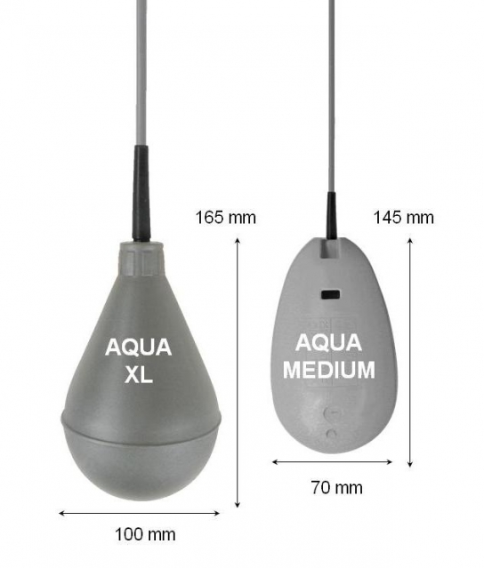 Reguladores de nivel con lastre interno - ATMI