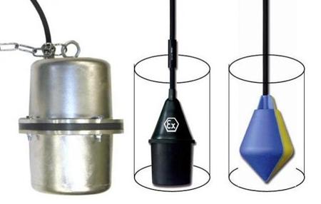 Protection métallique détecteur de niveau SOLIBA