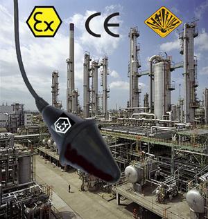 Zones ATEX - Détecteurs de niveau de solides et liquides