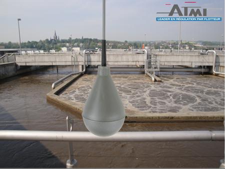 L'AQUA XL, un flotteur auto-lesté pour le secteur de l'eau