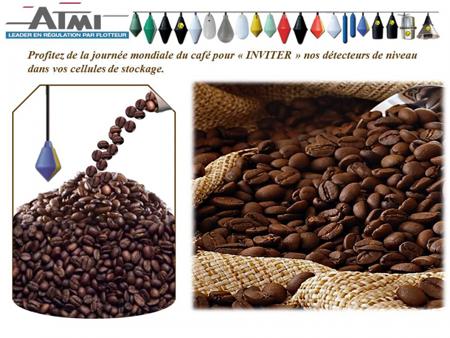 Journée mondiale du café avec ATMI