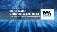 IWA 2016 The global water congress for professionals