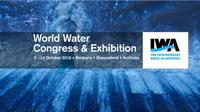 Congrès mondial de l'eau IWA 2016  pour professionnels