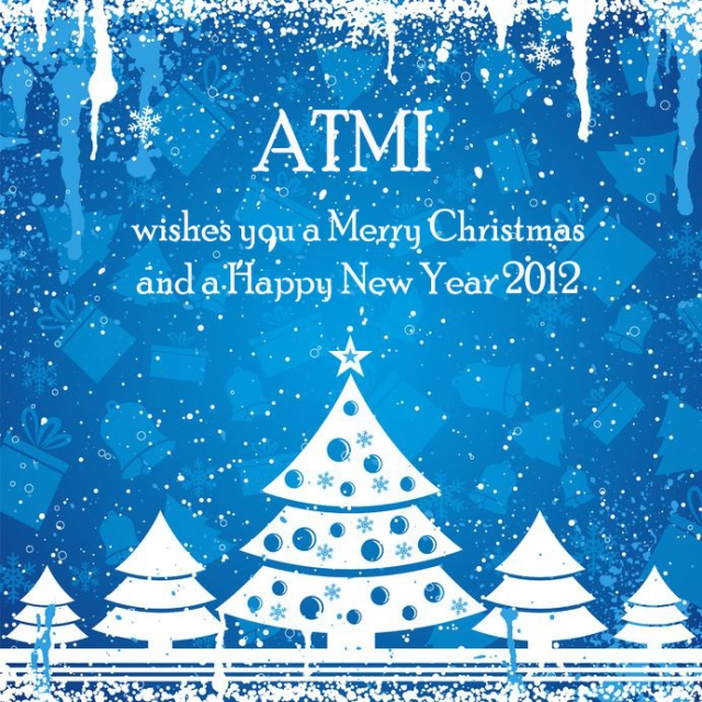 Happy New Year 2015 with ATMI!
