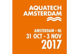Salon Aquatech 2017 Technologie de l'eau
