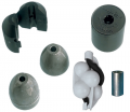 A full range of accessories for level sensors