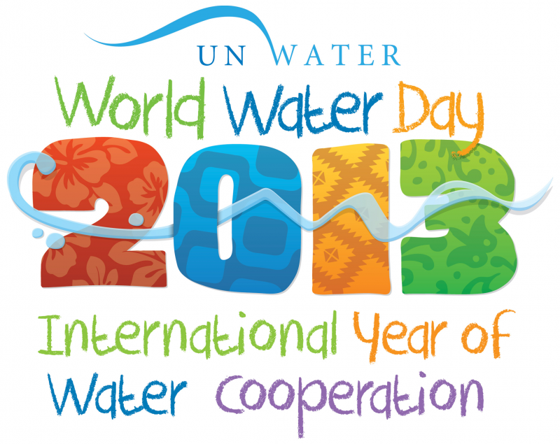 Word Day Water 2013 with ATMI!