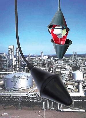 Para líquidos agresivos y corrosivos - Regulador nivel