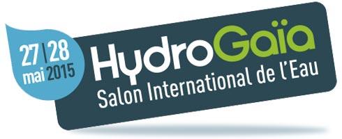 HydroGaïa 2015 - Salon International de l'Eau