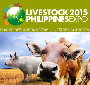 Le salon international LIVESTOCK 2015 aux Philippines