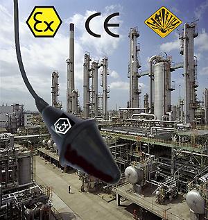 Float level switches for hazardous areas - SOBA EX ATEX