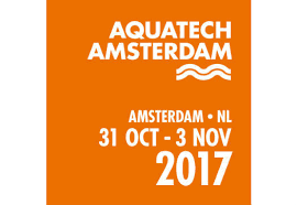 Salon Aquatech 2017 Technologie de l'eau