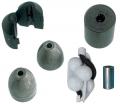 A full range of accessories for level sensors