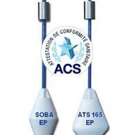 Certificado de Conformidad Sanitaria ACS - ATMI
