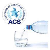 ACS Sanitary Conformity Certification ATMI