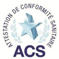 Certification ACS - Attestation de Conformité Sanitaire