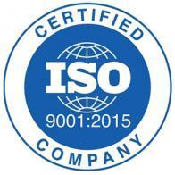 Certificado de Calidad ISO 9001-2015 para la Empresa ATMI